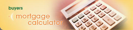 Buyers: Mortgage Calculator