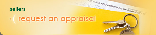 Sellers: Request an Appraisal